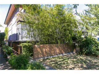 Photo 20: 2115 W 1ST AVENUE in Vancouver: Kitsilano 1/2 Duplex for sale (Vancouver West)  : MLS®# V1142221