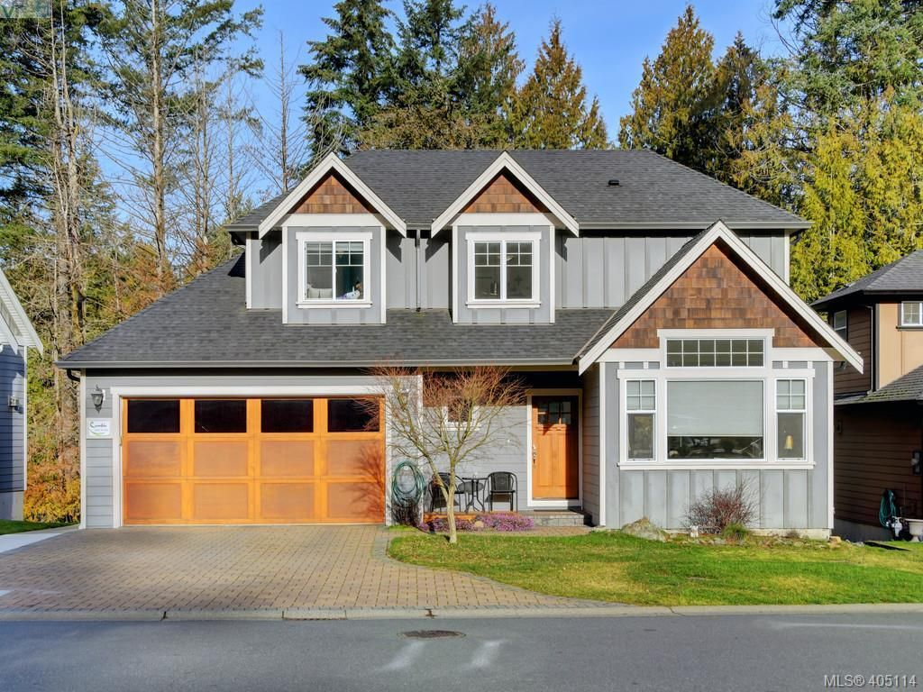 Main Photo: 766 Hanbury Pl in VICTORIA: Hi Bear Mountain House for sale (Highlands)  : MLS®# 804973