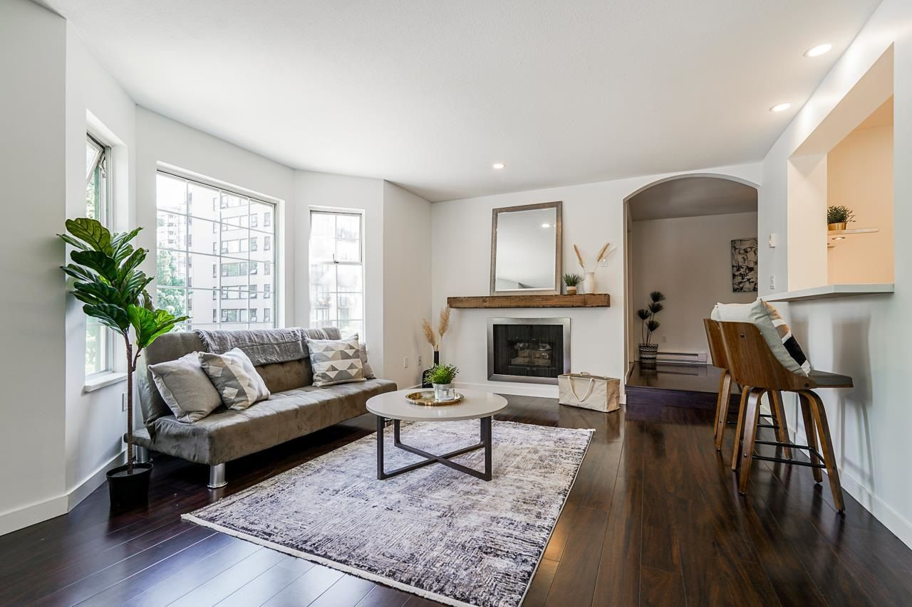 """Main Photo: 305 828 GILFORD Street in Vancouver: West End VW Condo for sale in """"Gilford Park"""" (Vancouver West)  : MLS®# R2604081"""