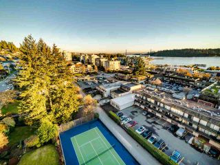 """Main Photo: 1104 1480 DUCHESS Avenue in West Vancouver: Ambleside Condo for sale in """"Westerlies"""" : MLS®# R2554379"""