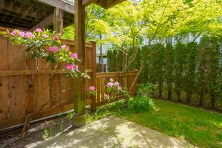 "Photo 18: 42 7533 HEATHER Street in Richmond: McLennan North Townhouse for sale in ""HEATHER GREEN"" : MLS®# R2370394"