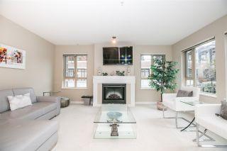"""Photo 1: 211 3105 LINCOLN Avenue in Coquitlam: New Horizons Condo for sale in """"LARKIN HOUSE"""" : MLS®# R2140315"""