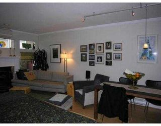 Photo 3: 312 W 11TH AV in Vancouver: Mount Pleasant VW Townhouse for sale (Vancouver West)  : MLS®# V541940