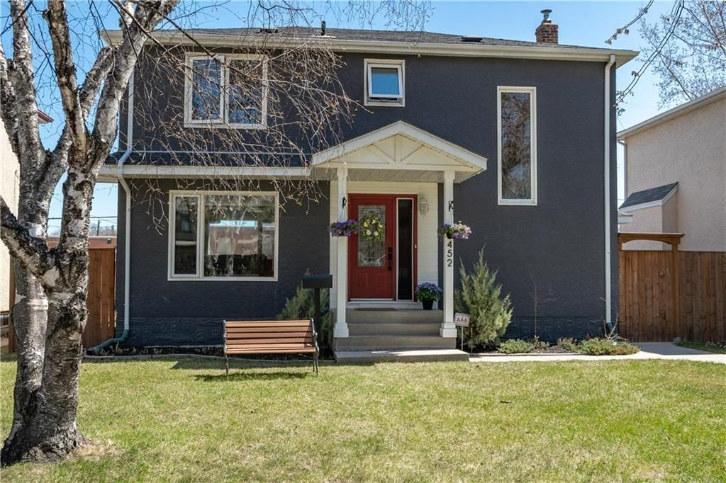 Main Photo: 452 Cordova Street in Winnipeg: River Heights Residential for sale (1D)  : MLS®# 202111302