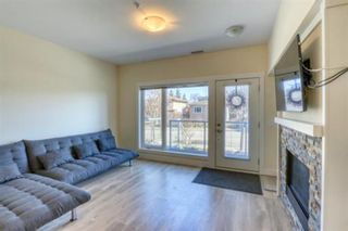 Photo 6: 206 20 Brentwood Common NW in Calgary: Brentwood Row/Townhouse for sale : MLS®# A1094821