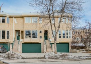 Photo 1: 1130 14 Avenue SW in Calgary: Beltline Row/Townhouse for sale : MLS®# A1076622