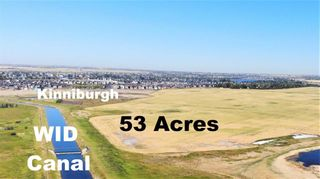 Photo 1: 53 Acres Range Road 281: Chestermere Land for sale : MLS®# A1041520