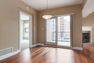 Photo 9: 505 110 7 Street SW in Calgary: Eau Claire Apartment for sale : MLS®# C4239151