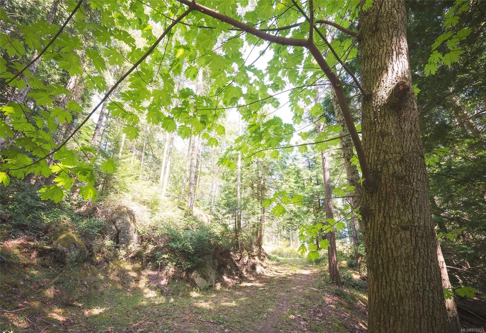 Main Photo: 9904 Castle Rd in Pender Island: GI Pender Island Land for sale (Gulf Islands)  : MLS®# 876033