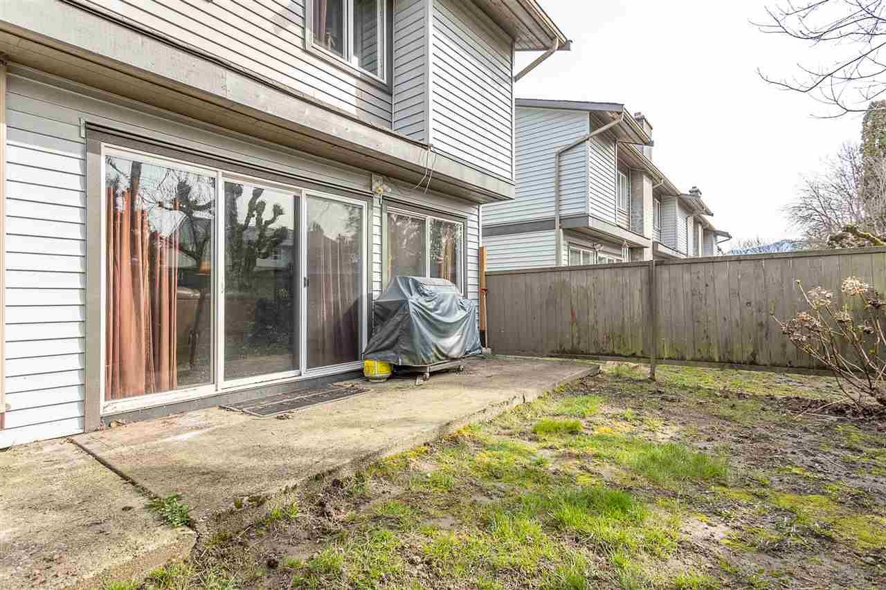 """Photo 29: Photos: 51 46689 FIRST Avenue in Chilliwack: Chilliwack E Young-Yale Townhouse for sale in """"Mount Baker Estates"""" : MLS®# R2552710"""