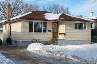 Main Photo: 452 Marjorie Street in Winnipeg: St James Residential for sale (5E)  : MLS®# 202100816