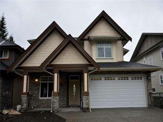Main Photo: 3460 GISLASON Avenue in Coquitlam: Burke Mountain House for sale : MLS®# V975547