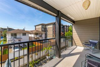 """Photo 16: 206 2344 ATKINS Avenue in Port Coquitlam: Central Pt Coquitlam Condo for sale in """"River Edge"""" : MLS®# R2478252"""