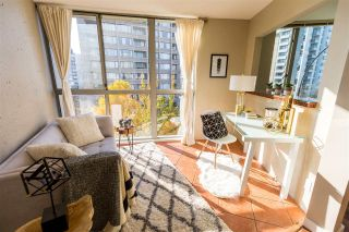 Photo 8: 706 1277 NELSON STREET in Vancouver: West End VW Condo for sale (Vancouver West)  : MLS®# R2219834