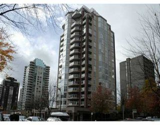 "Photo 1: 1010 BURNABY Street in Vancouver: West End VW Condo for sale in ""ELLINGTON"" (Vancouver West)  : MLS®# V619492"