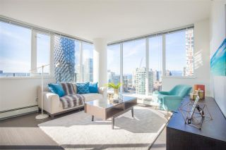 """Main Photo: 2007 1325 ROLSTON Street in Vancouver: Downtown VW Condo for sale in """"THE ROLSTON"""" (Vancouver West)  : MLS®# R2417938"""