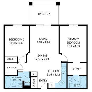 Photo 25: 418 12550 140 Avenue NW in Edmonton: Zone 27 Condo for sale : MLS®# E4262914