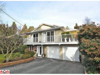 "Photo 1: 12689 25TH Avenue in Surrey: Crescent Bch Ocean Pk. House for sale in ""OCEAN PARK/CRESCENT BEACH"" (South Surrey White Rock)  : MLS®# F1103310"