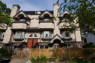 """Photo 1: 2312 VINE Street in Vancouver: Kitsilano Townhouse for sale in """"7TH & VINE"""" (Vancouver West)  : MLS®# R2377630"""