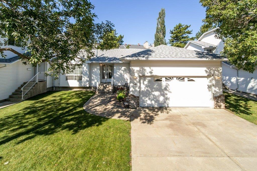 Main Photo: 14 3 Poirier Avenue: St. Albert House Half Duplex for sale : MLS®# E4260380