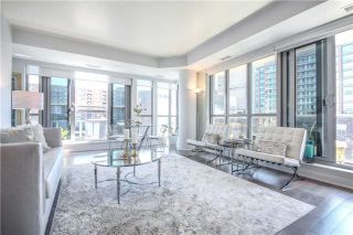 Photo 2: 55 Front St Unit #705 in Toronto: Waterfront Communities C8 Condo for sale (Toronto C08)  : MLS®# C4065376