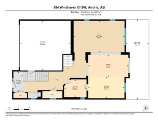 Photo 30: 884 Windhaven Close SW: Airdrie Detached for sale : MLS®# A1149885