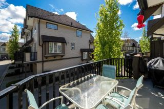 """Photo 20: 41 7233 HEATHER Street in Richmond: McLennan North Townhouse for sale in """"WELLINGTON COURT"""" : MLS®# R2163856"""