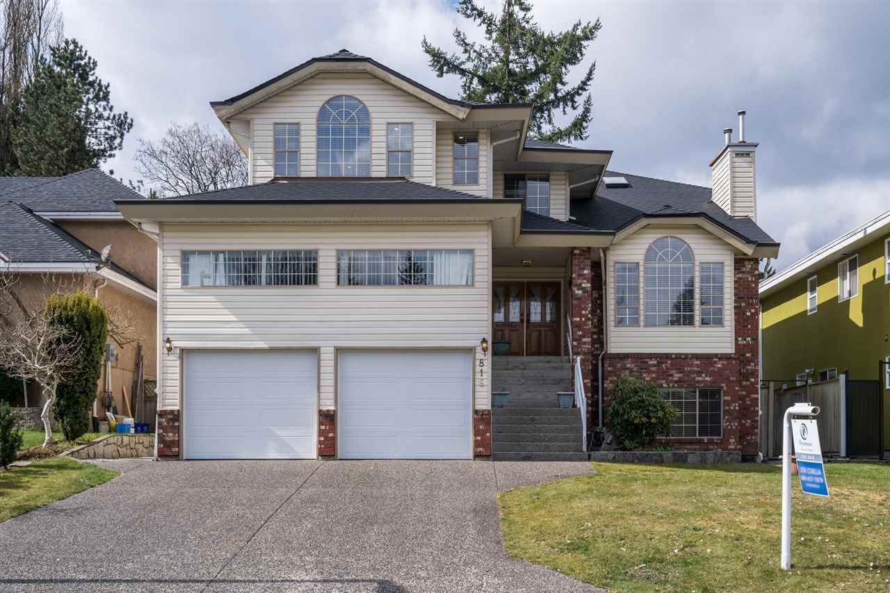 Main Photo: 816 RAYNOR Street in Coquitlam: Coquitlam West House for sale : MLS®# R2568662