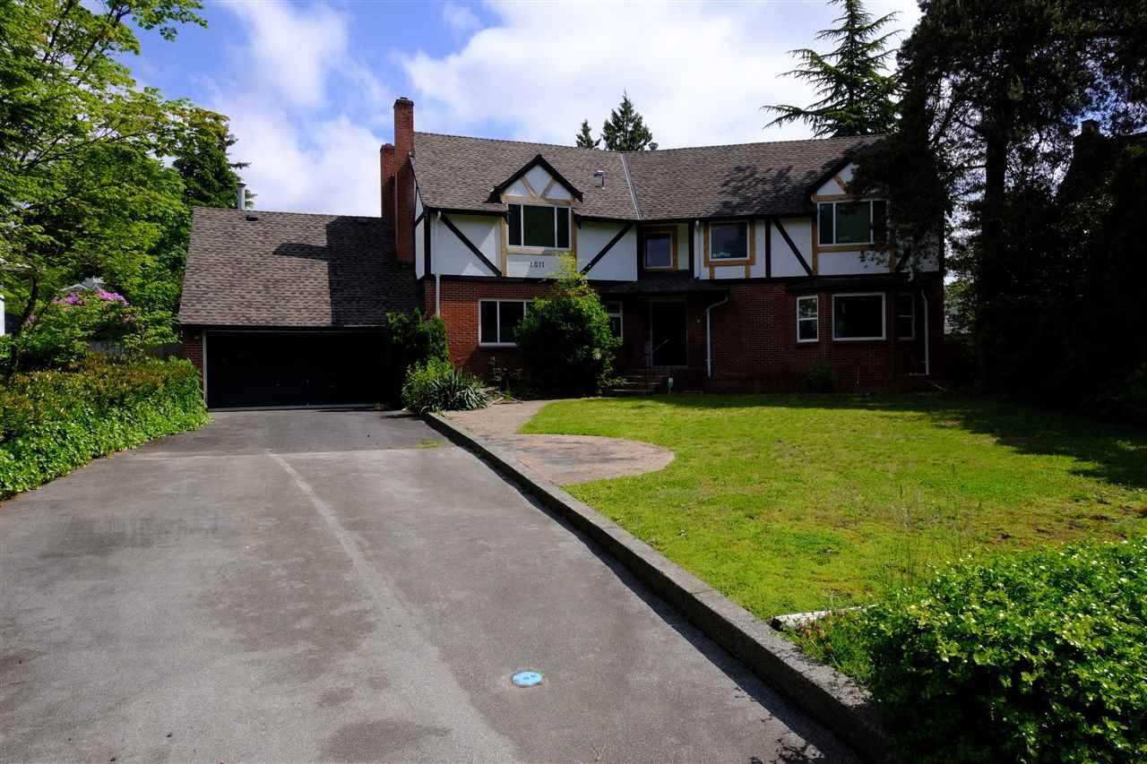 Main Photo: 1011 W 38TH Avenue in Vancouver: Shaughnessy House for sale (Vancouver West)  : MLS®# R2456360