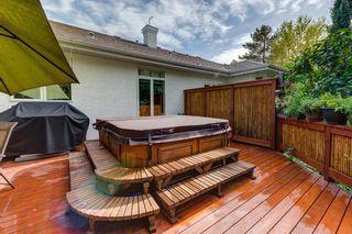 Photo 34: 11 OAKBAY Point: St. Albert House Half Duplex for sale : MLS®# E4263746
