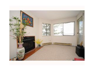 """Photo 3: 406 9890 MANCHESTER Drive in Burnaby: Cariboo Condo for sale in """"BROOKSIDE COURT"""" (Burnaby North)  : MLS®# V829892"""
