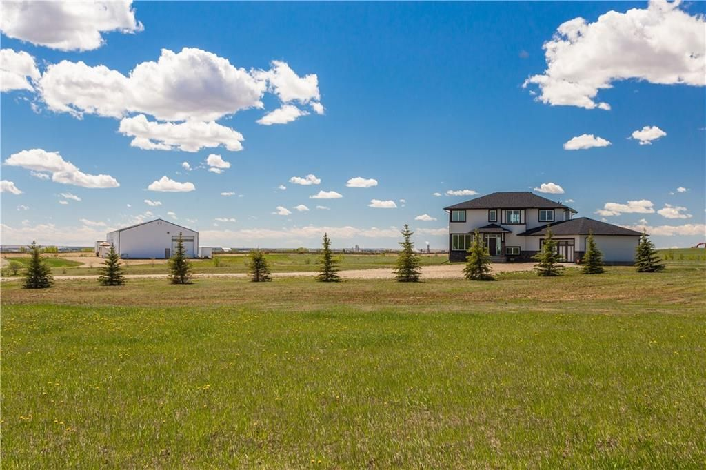 Main Photo: 263045 Township Road 224: Rural Wheatland County Detached for sale : MLS®# C4288871
