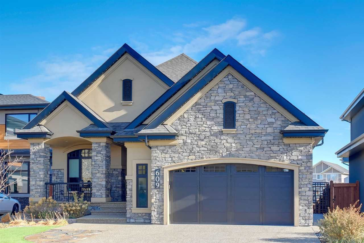 Main Photo: 609 HOWATT Drive in Edmonton: Zone 55 House for sale : MLS®# E4219527