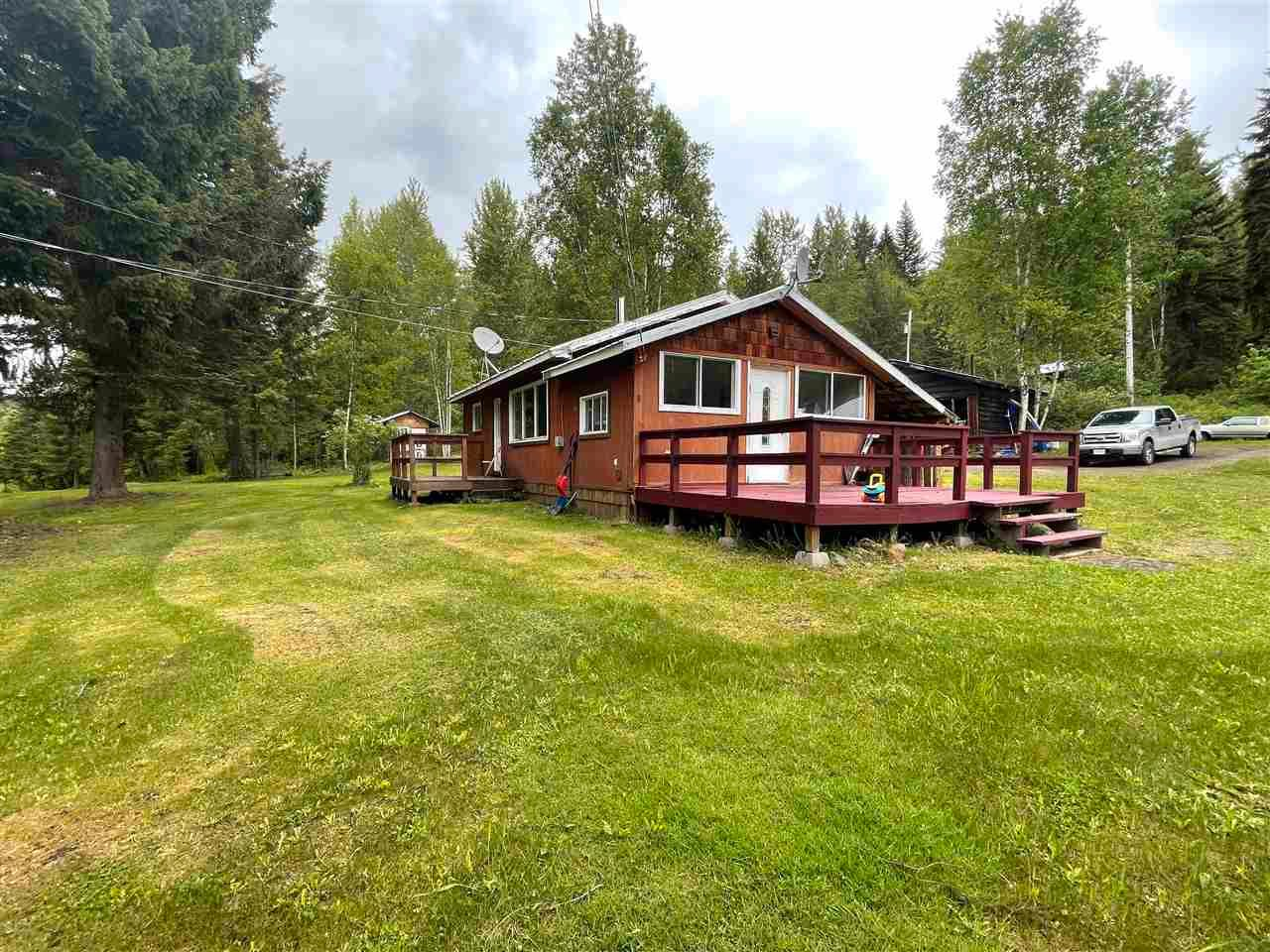 Main Photo: 6170 CEDAR CREEK Road: Likely House for sale (Williams Lake (Zone 27))  : MLS®# R2591888