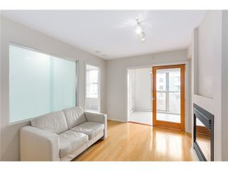 "Photo 3: 505 969 RICHARDS Street in Vancouver: Downtown VW Condo for sale in ""MONDRIAN II"" (Vancouver West)  : MLS®# V1102321"