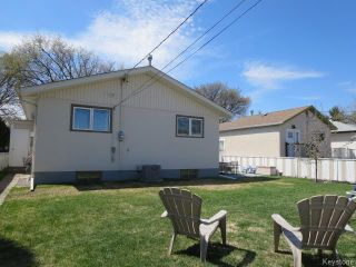 Photo 20: 423 Armstrong Avenue in Winnipeg: Margaret Park Residential for sale (4D)  : MLS®# 1711127
