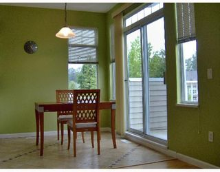 """Photo 8: 68 7500 CUMBERLAND Street in Burnaby: The Crest Townhouse for sale in """"WILDFLOWER"""" (Burnaby East)  : MLS®# V651853"""