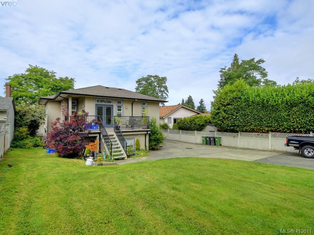 Main Photo: 2 3149 Jackson St in VICTORIA: Vi Mayfair Half Duplex for sale (Victoria)  : MLS®# 820154