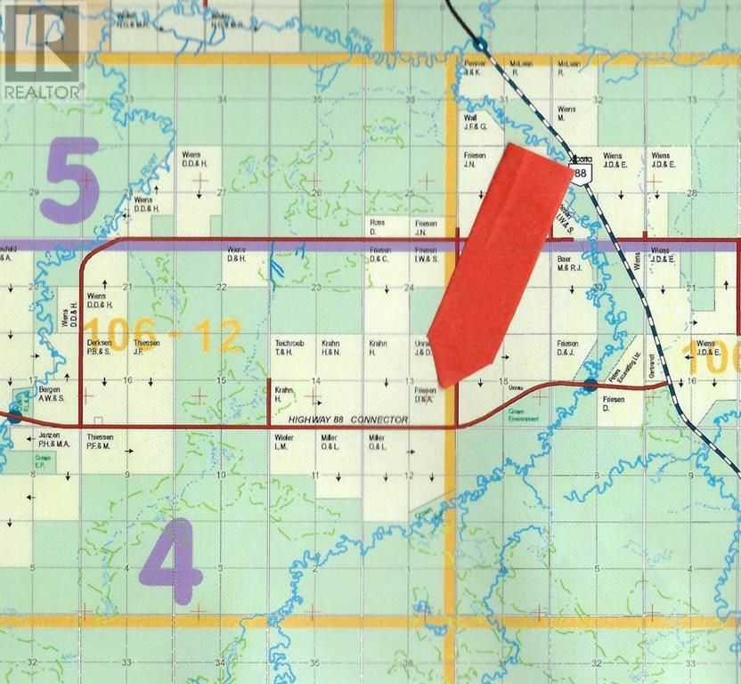 Main Photo: Range Road 120 in Rural Mackenzie County: Vacant Land for sale : MLS®# A1030280