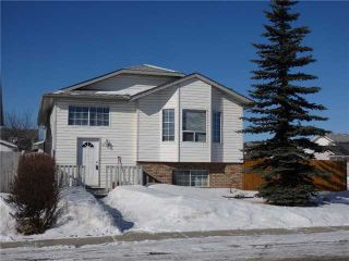 Photo 1: 1403 ERIN Drive SE: Airdrie Residential Detached Single Family for sale : MLS®# C3601916