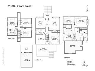 Photo 8: 2880 GRANT Street in Vancouver: Renfrew VE House for sale (Vancouver East)  : MLS®# V1055300