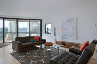 Photo 3: 2906 838 W. Hastings in Jameson House: Coal Harbour Home for sale ()  : MLS®# V995159