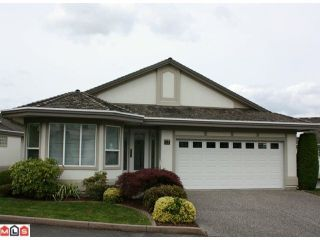 Photo 1: 12 31445 RIDGEVIEW Drive in Abbotsford: Abbotsford West Townhouse for sale : MLS®# F1018911
