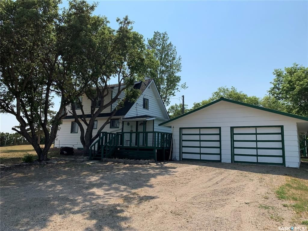Main Photo: Huber Acreage in Wolverine: Residential for sale (Wolverine Rm No. 340)  : MLS®# SK864275