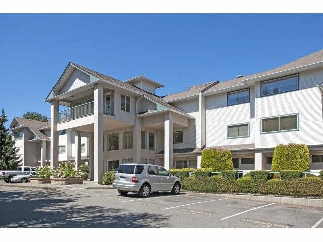 "Main Photo: 111 1755 SALTON Road in Abbotsford: Central Abbotsford Condo for sale in ""The Gateway"" : MLS®# R2093311"