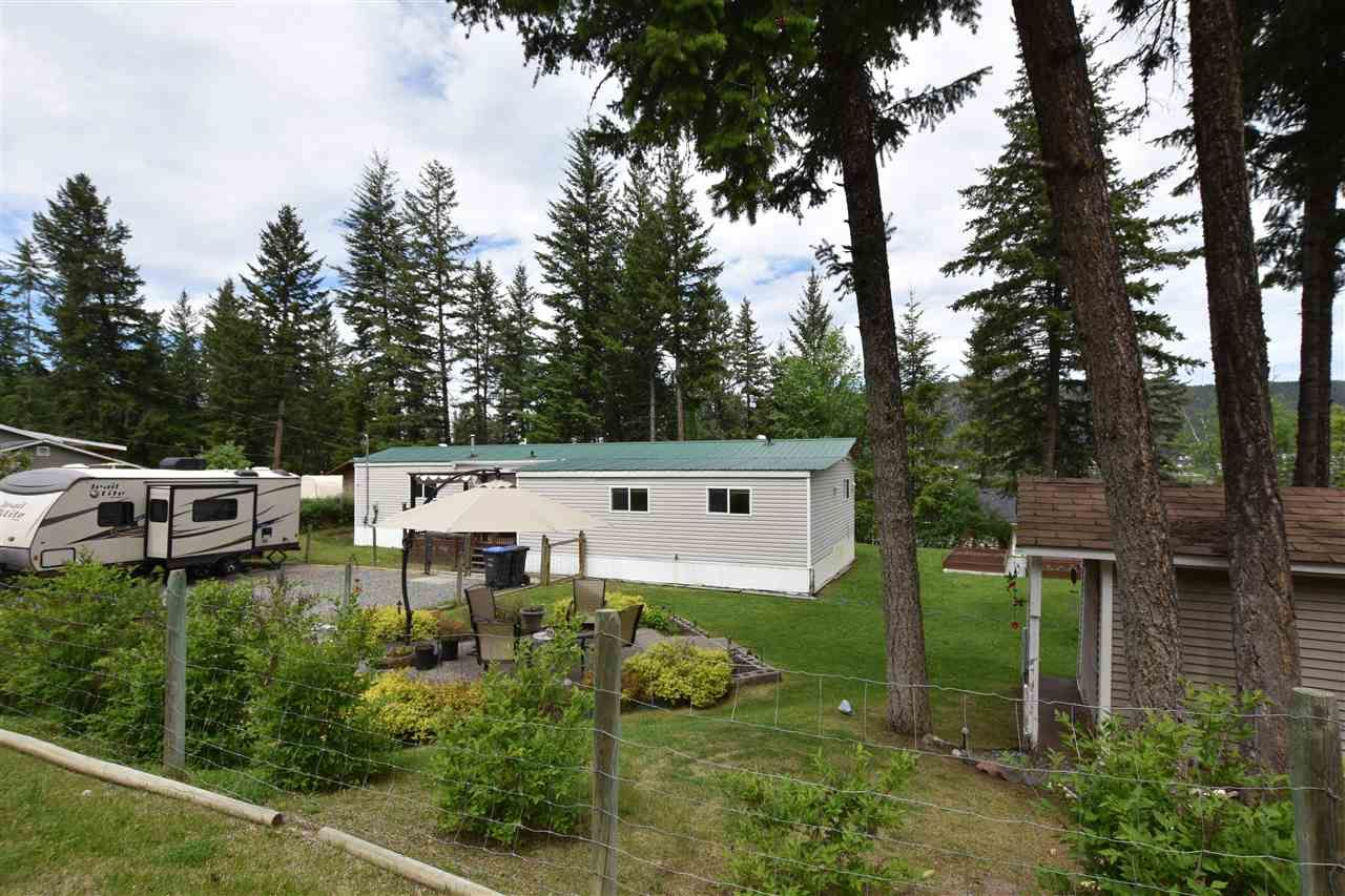Main Photo: 1606 EVERGREEN Street in Williams Lake: Williams Lake - City Manufactured Home for sale (Williams Lake (Zone 27))  : MLS®# R2588726