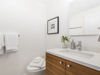 Photo 12: 1614 MAPLE Street in Vancouver: Kitsilano Townhouse for sale (Vancouver West)  : MLS®# R2014583