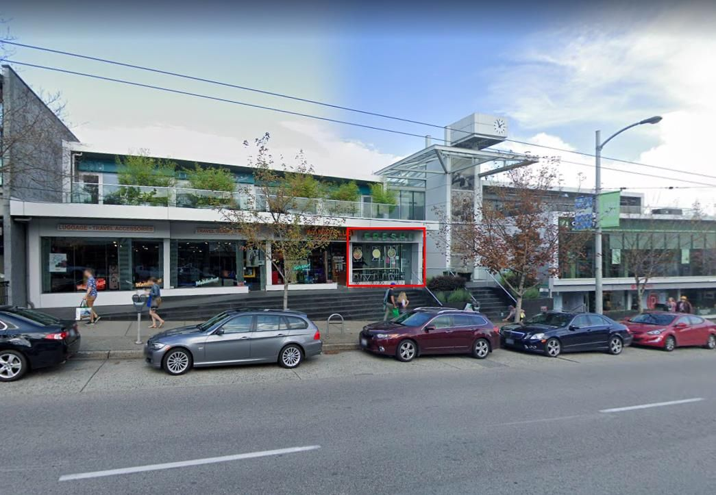 Main Photo: 1927 W 4TH Avenue in Vancouver: Kitsilano Business for sale (Vancouver West)  : MLS®# C8029812