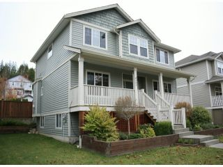 "Photo 1: 4382 BLAUSON Boulevard in Abbotsford: Abbotsford East House for sale in ""Auguston"" : MLS®# F1301918"