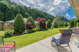 """Photo 33: 176 46000 THOMAS Road in Chilliwack: Vedder S Watson-Promontory Townhouse for sale in """"Halcyon Meadows"""" (Sardis)  : MLS®# R2460859"""